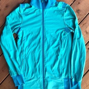 Lululemon Reversible Lightweight Jacket Size 8